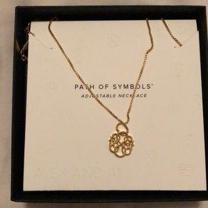 Alex and Ani path of symbols necklace